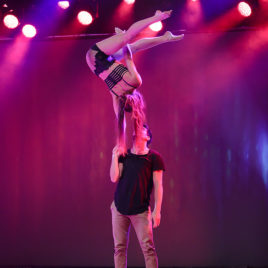 Adagio Acrobatic Act