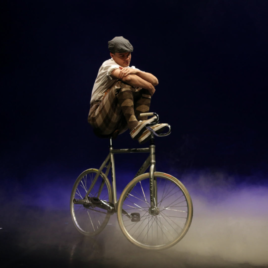Poetic Artistic Bicycle Act