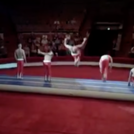 Acrobatic Tumble Team