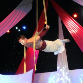 Male Acrobat & Aerialist