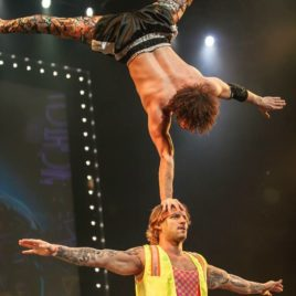 Men's Acrobatic Pair