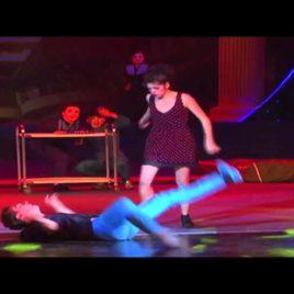 Adagio dance duo Act