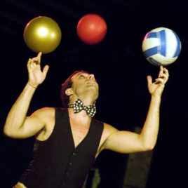 Unique Juggler