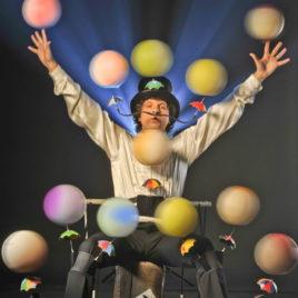 Ball Spinning Artist