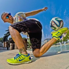 Football Freestyler Act