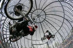Motorcycle Globe Act