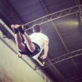 Acrobatic Artist