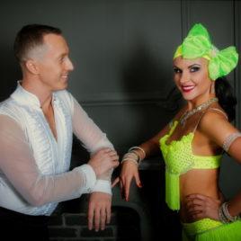 Ballroom Dance Duo 20Min Show