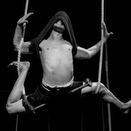 Corde Lisse Rope & Silk Artist