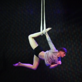 Aerial Silk/Rope/Trapeze Artist