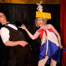 Comedy Illusionist duo Act