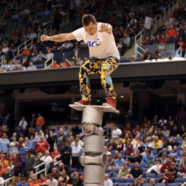 Rolla Bola / Ladder balance / Shape manipulation