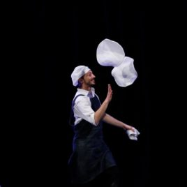 Unique Juggling Act