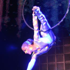 Lyra, Silks & Hand Balance Artist