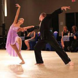 Ballroom duo
