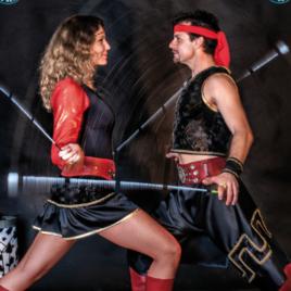 Boleadoras / Gaucho Act
