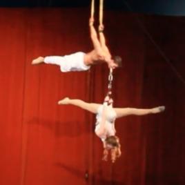 Duo straps / Trapeze / Adagio