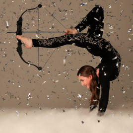 Aerial Silk / Lyra / Net / Archery / Bow and arrow