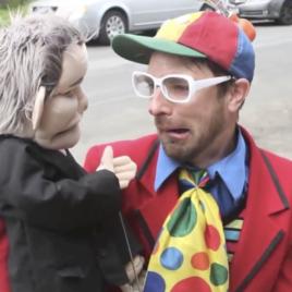 Clown / street performer