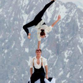 Hand to Hand Adagio & Flying Duo