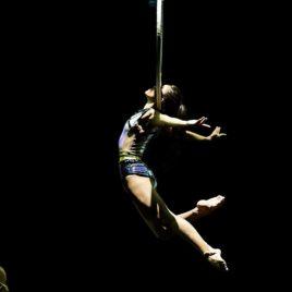 Female Aerialist & Ballerina