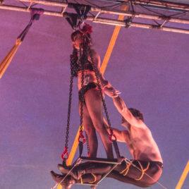 Cradle / Dance Trapeze