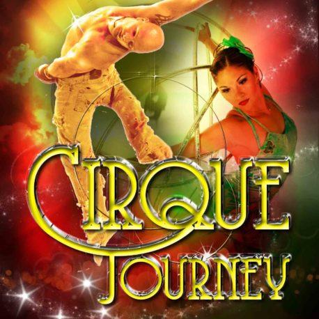 Cirque Journey Beyond Belief Poster